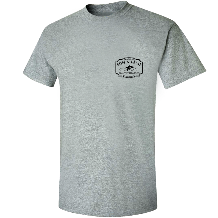 Image of INT'L Tee (sports grey)