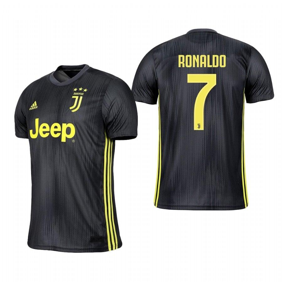online store 9198c 84908 Juventus Third Kit (Ronaldo 7) Replica
