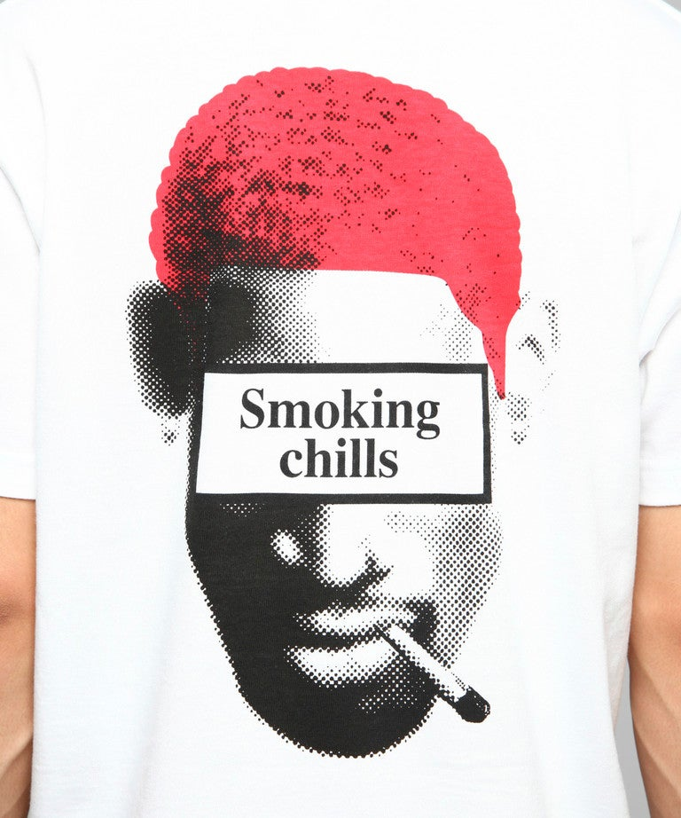 Image of FR2 - POTMAN TEE (WHITE)