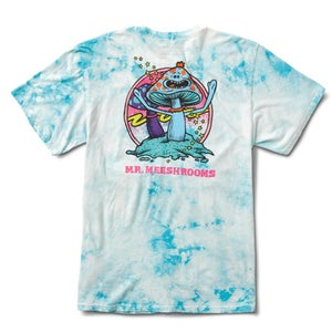 Image of PRIMITIVE RICK & MORTY MR MEESHROOMS WASHED TEE