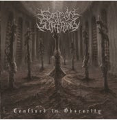Image of FIXATION ON SUFFERING-CONFINED IN OBSCURITY CD