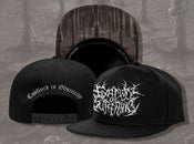 Image of FIXATION ON SUFFERING -CONFINED IN...CD + CAP