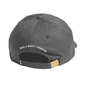 Image of PRIMITIVE RICK & MORTY 5 PANEL DAD HAT
