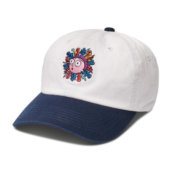 Image of PRIMITIVE RICK & MORTY MORTY 5 PANEL DAD HAT