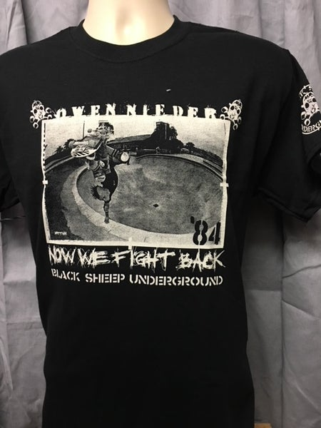Image of Owen Nieder Punk/Grant photo Shirt