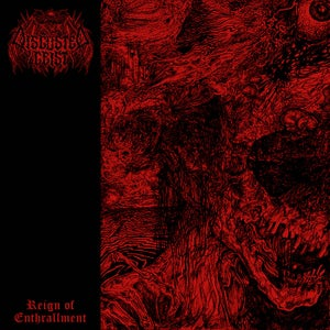 Image of DISGUSTED GEIST-REIGN OF ENTHRALLMENT CD