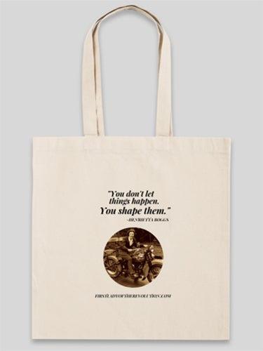 Image of First Lady of the Revolution Totebag