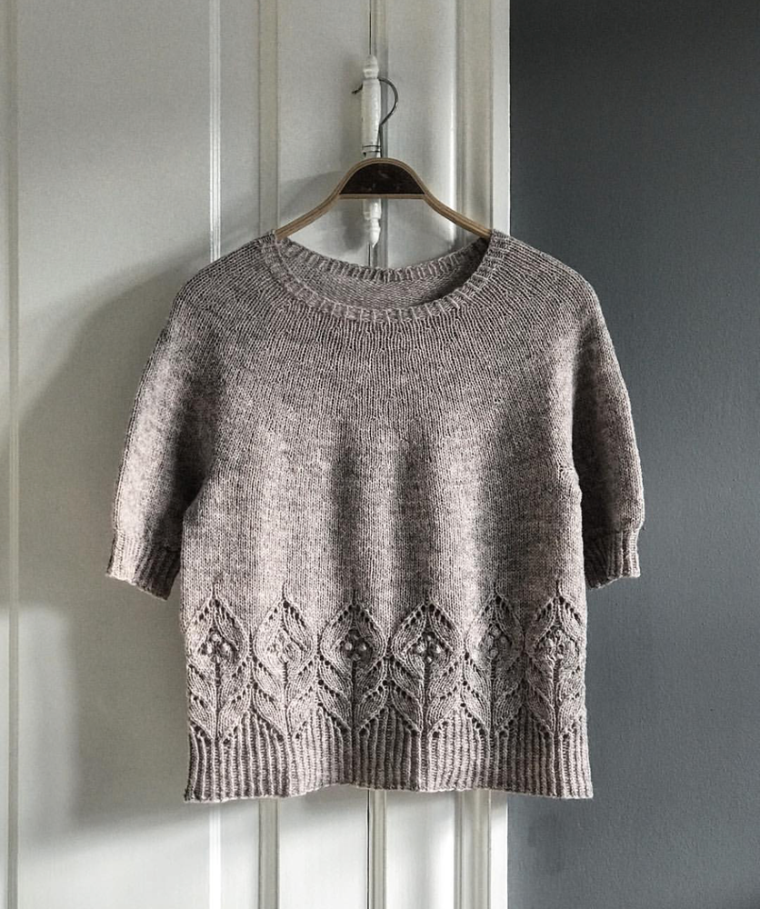 Image of Magnolia (DANISH PATTERN ONLY - ENGLISH PATTERN ON RAVELRY)