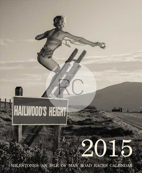 Image of Rachael Clegg's Milestones TT Calendar 2015