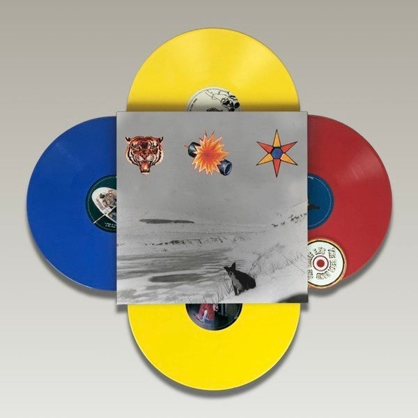 Image of The Beta Band - The Three EPs 20th Anniverary Edition - Preorder