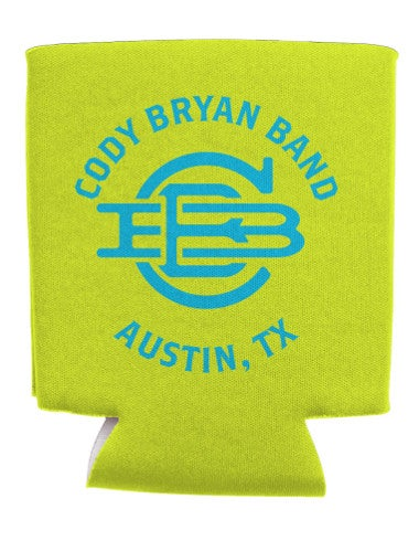 Image of Yellow Koozie