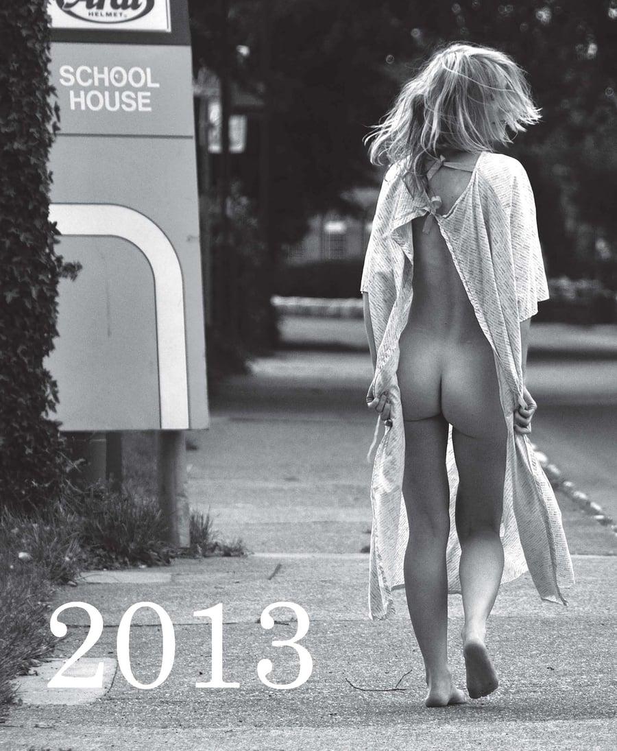 Image of Rachael Cleggs TT Milestones calendar 2013