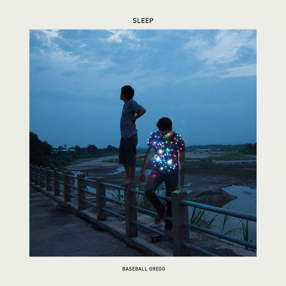 "Image of BASEBALL GREGG ""Sleep""  VINYL"