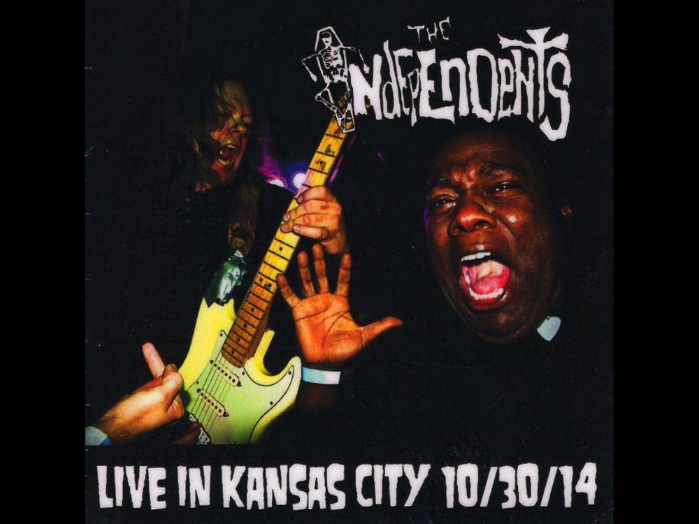 Image of The Independents Live In Kansas City 10/30/2014 CD