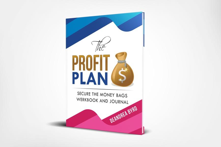 Image of Profit Plan Werkbook and Journal ( Paper Back)