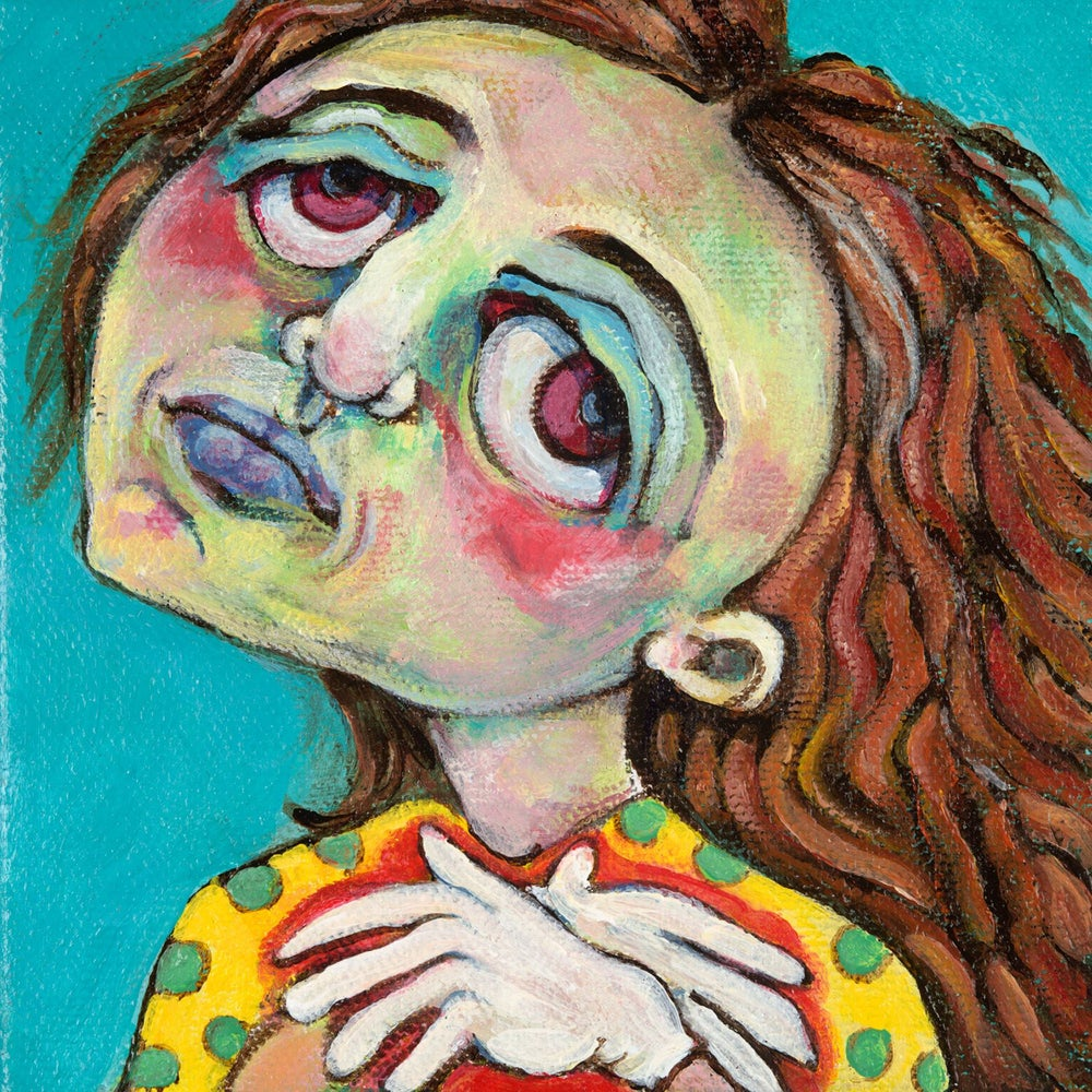 Image of MiMi Heartache-Archival Print