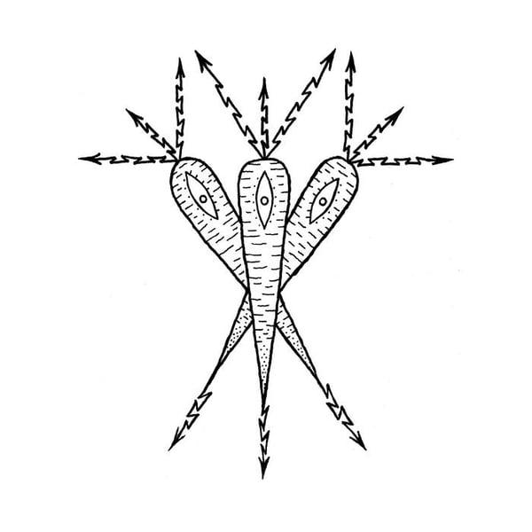 Image of Oksennus - Kolme toista CD