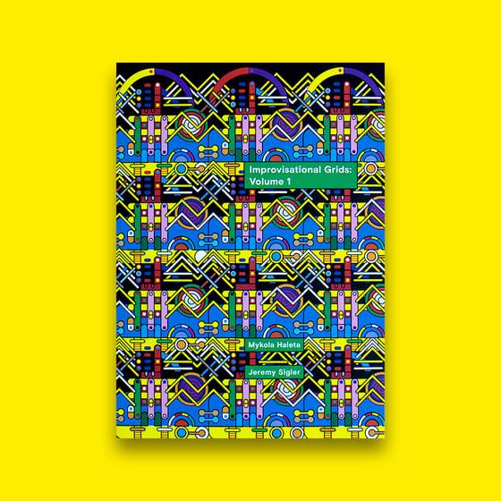 Image of Improvisational Grids: Vol. 1