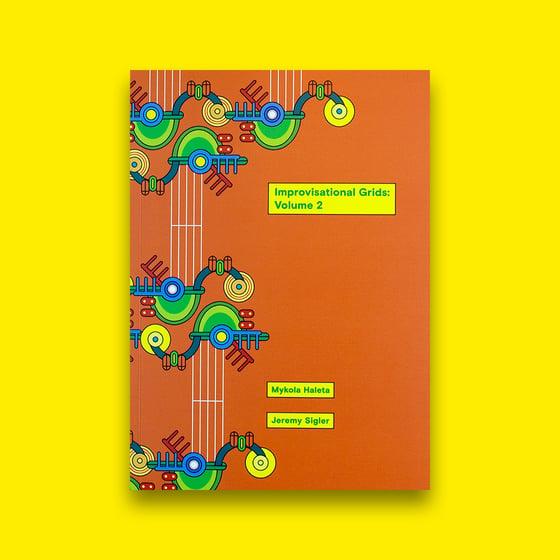Image of Improvisational Grids: Vol. 2