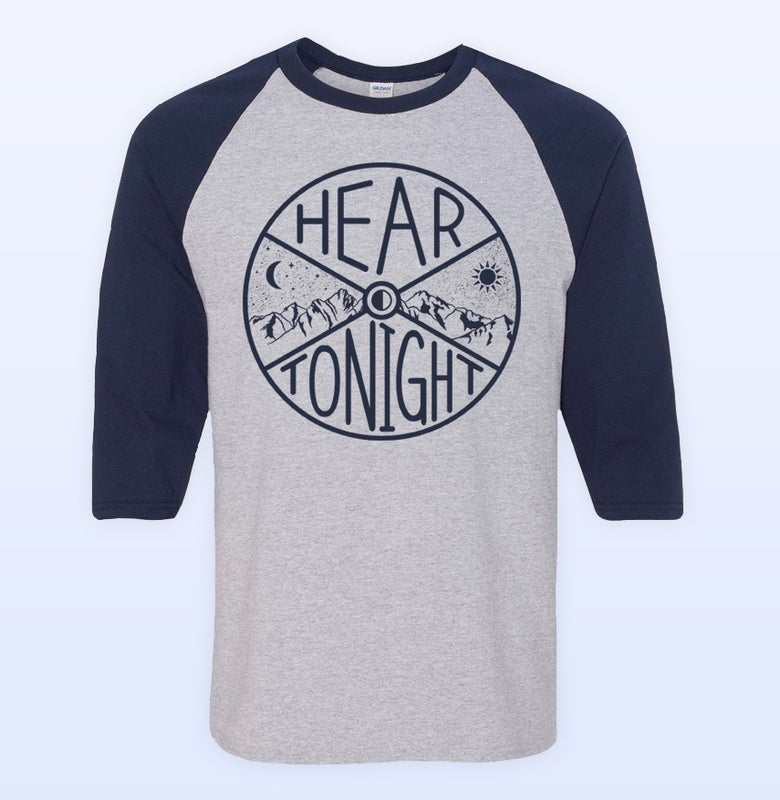 Image of Raglan Baseball Tee