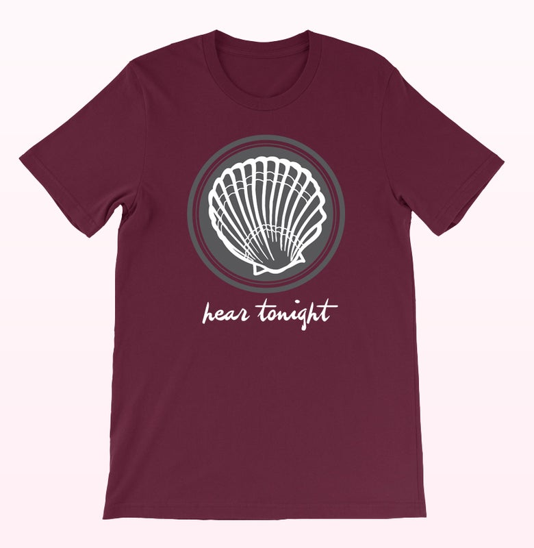 Image of Shell Graphic Tee