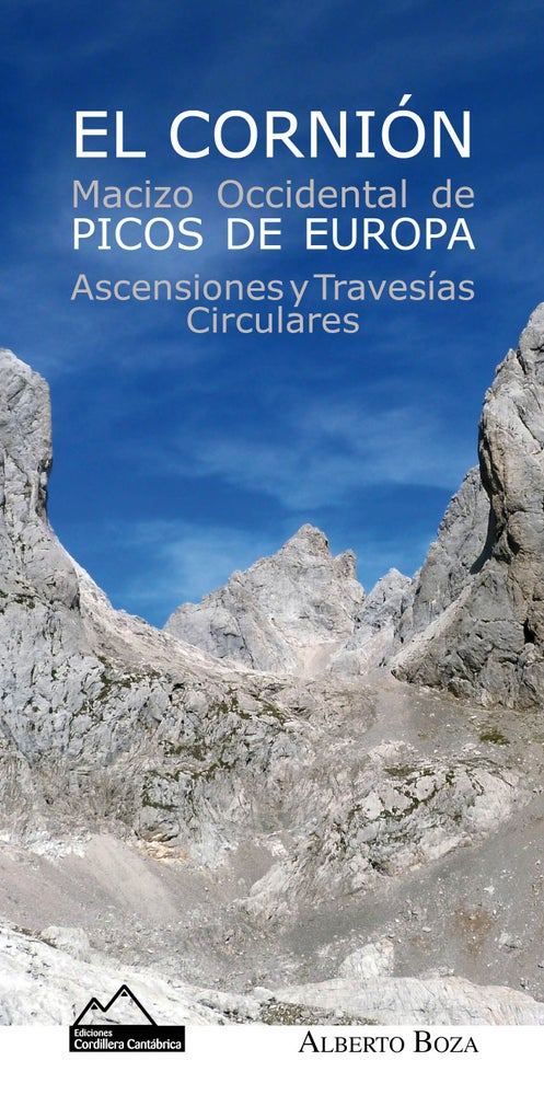 Image of EL CORNIÓN     Macizo Occidental de Picos de Europa Ascensiones y Travesías Circulares