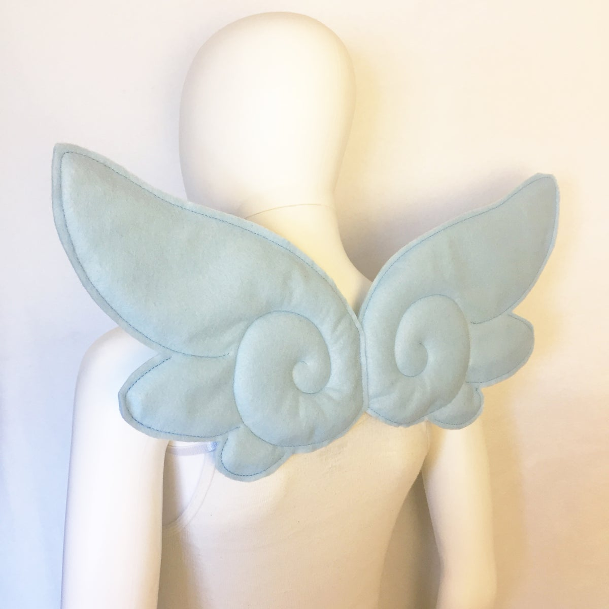 Image of Kawaii Angel Wings (18 colors)