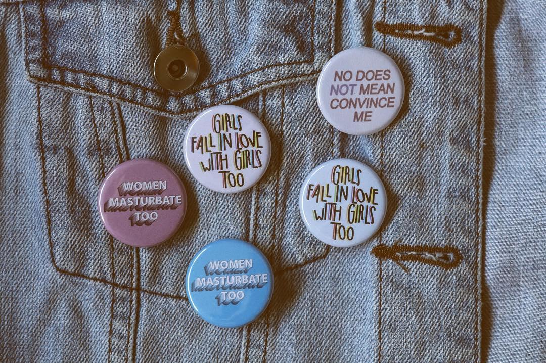 Image of Buttons (verschiedene Motive)