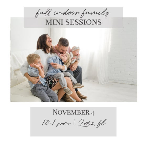 Image of Studio Holiday Mini Sessions