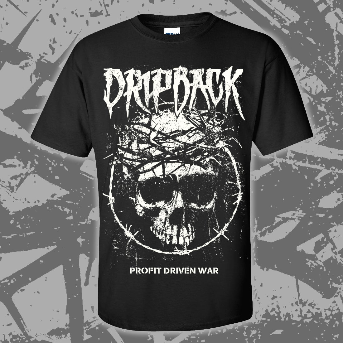 Image of Profit Driven War Tee