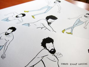 Image of Childish Gambino print