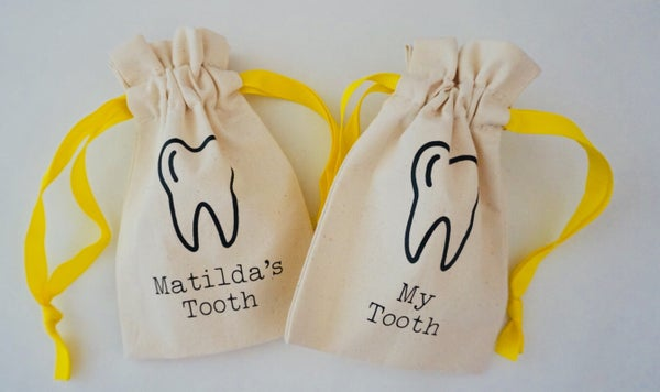 Image of Tooth Fairy Bag