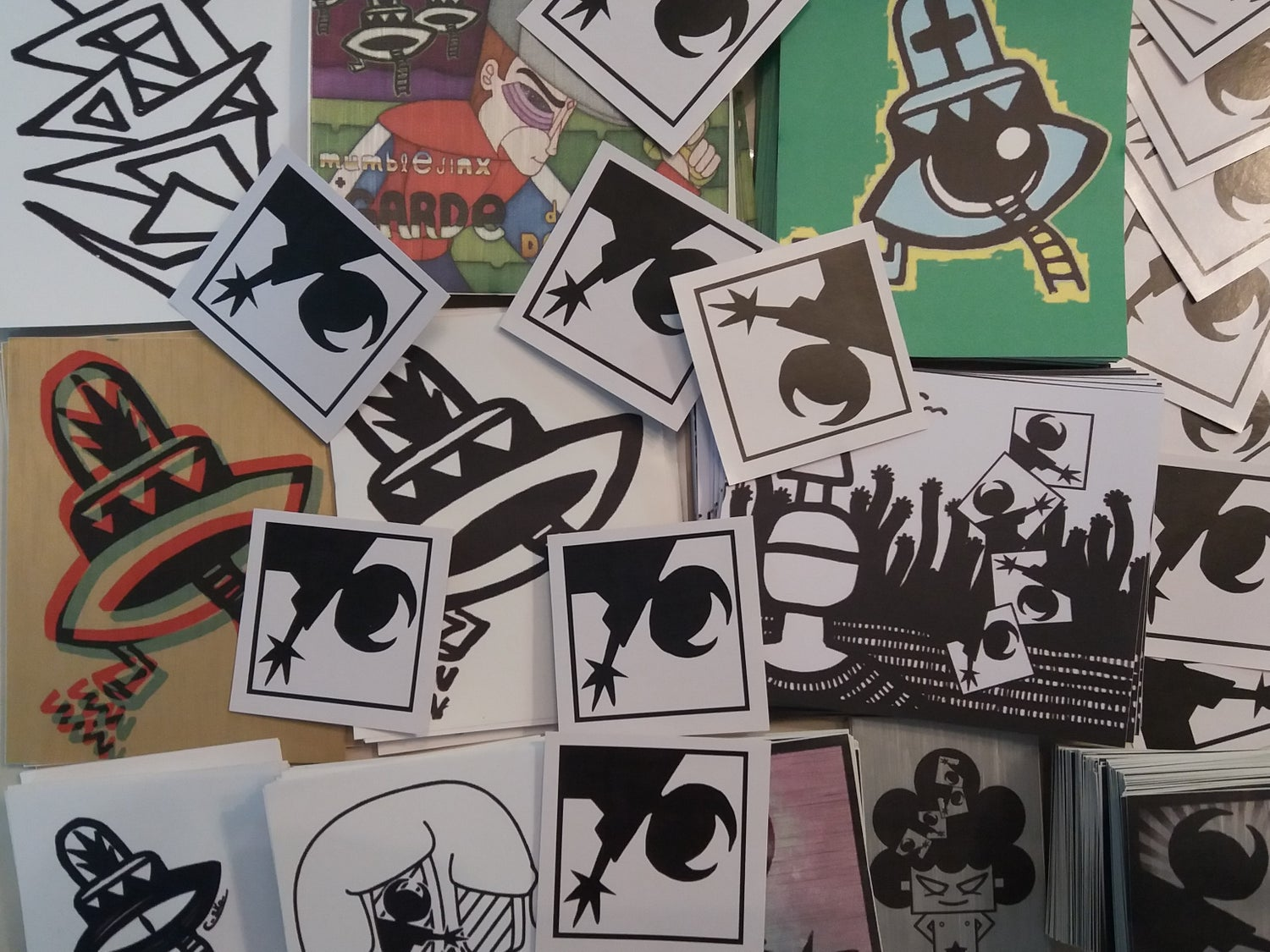 Image of *** STICKERS - GARDE AND FRIENDS ***