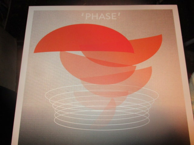 Image of DIALECTRIC- Phases UK Import LP Polytechnic Youth 63 New Mint Unplayed