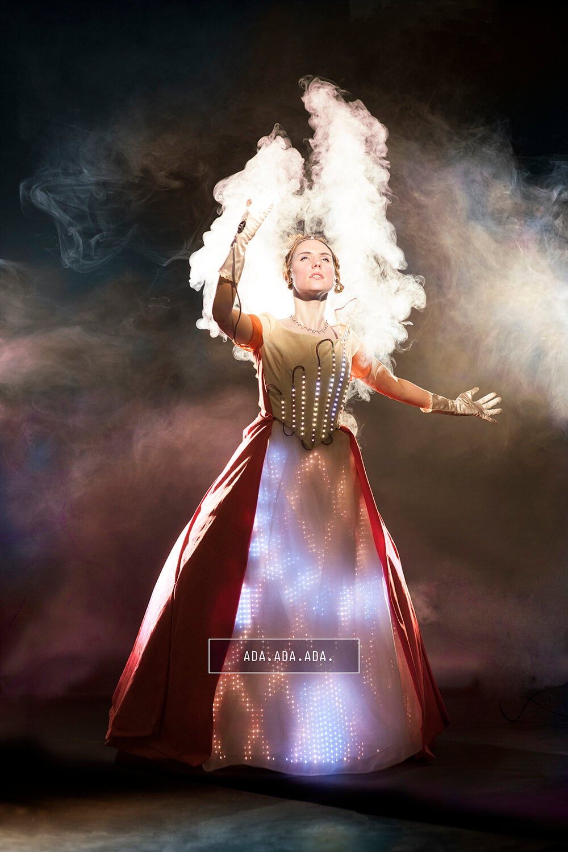 Image of Ada.Ada.Ada. STEAM Wings Poster