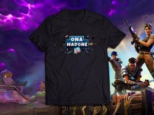 Image of OnaMadOne x Fortnite (Blue)