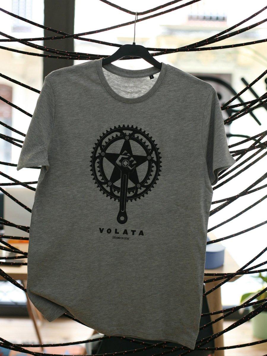 """Image of Camiseta """"Ciclismo en lucha"""", por 43 Hilos"""