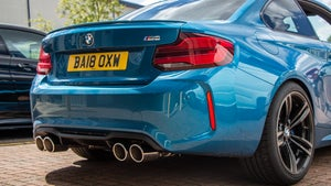 Image of BMW M2 Remus Exhaust (N55)