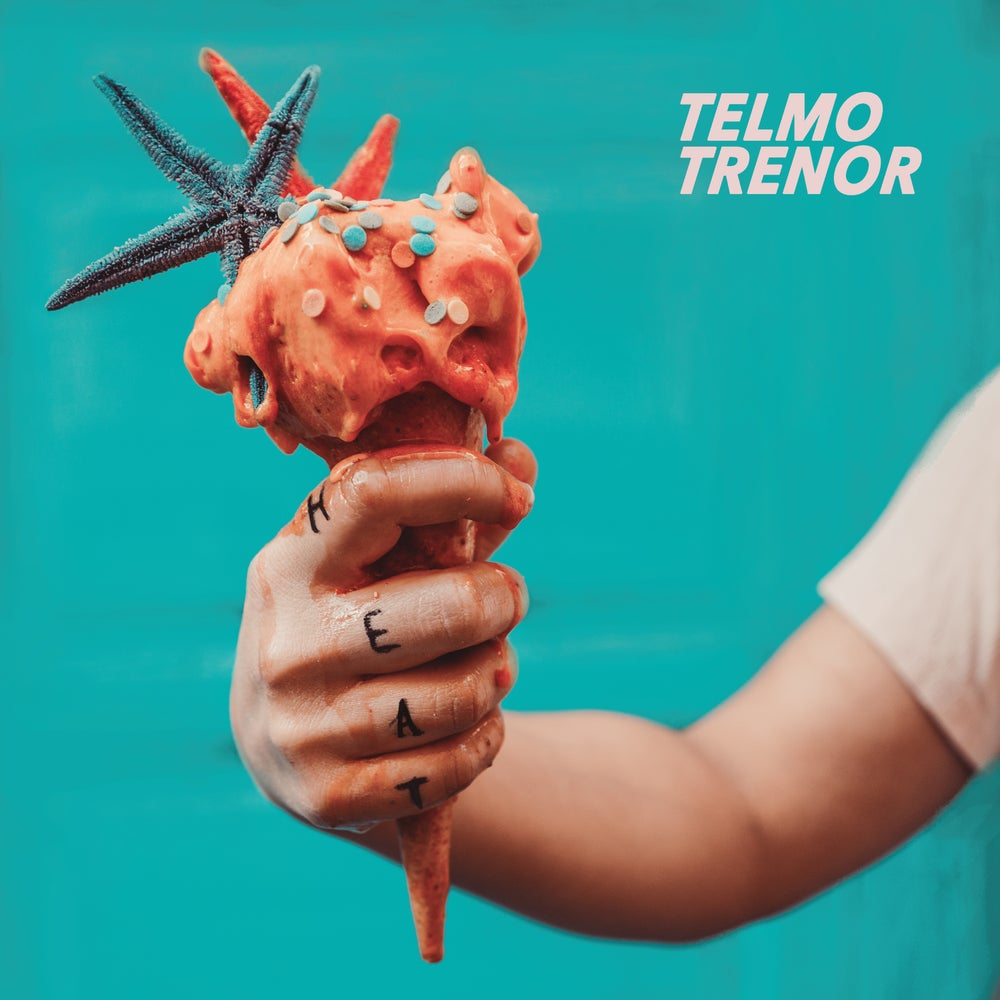 Image of Telmo Trenor - Heat LP