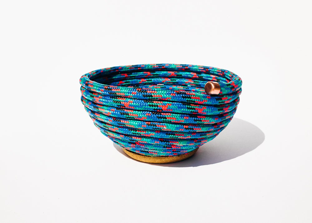 Image of Braided Rope Bowl