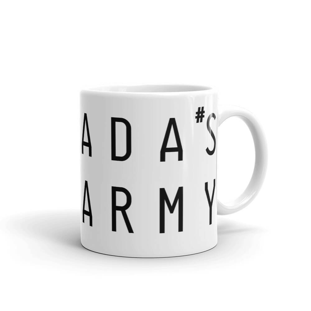 Image of Ada's Army Mug