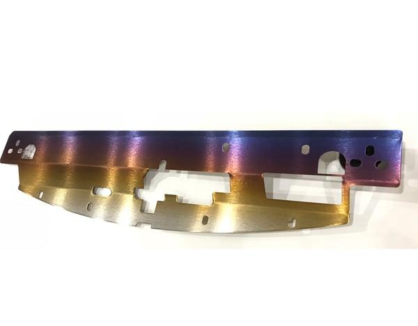Image of Titanium Cooling plate Mitsubishi Evo 8/9
