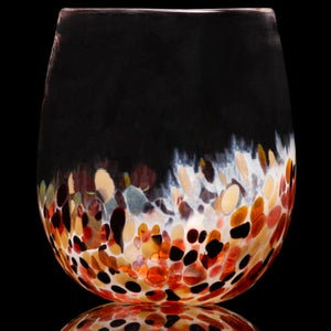 Image of ANIMAL TOTEM GLASS: OWL