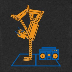 Image of Breakdance Robot T-shirt
