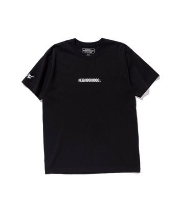 Image of Neighborhood - SQD / C-TEE . SS  (Black)