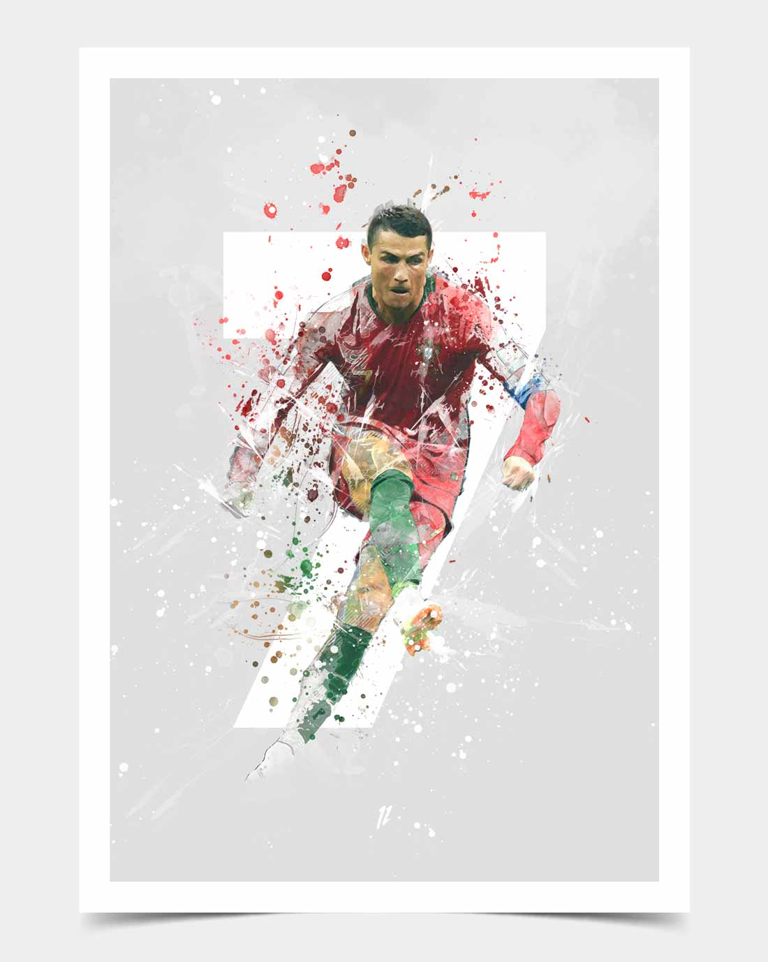 Image of Ronaldo Colour Blast