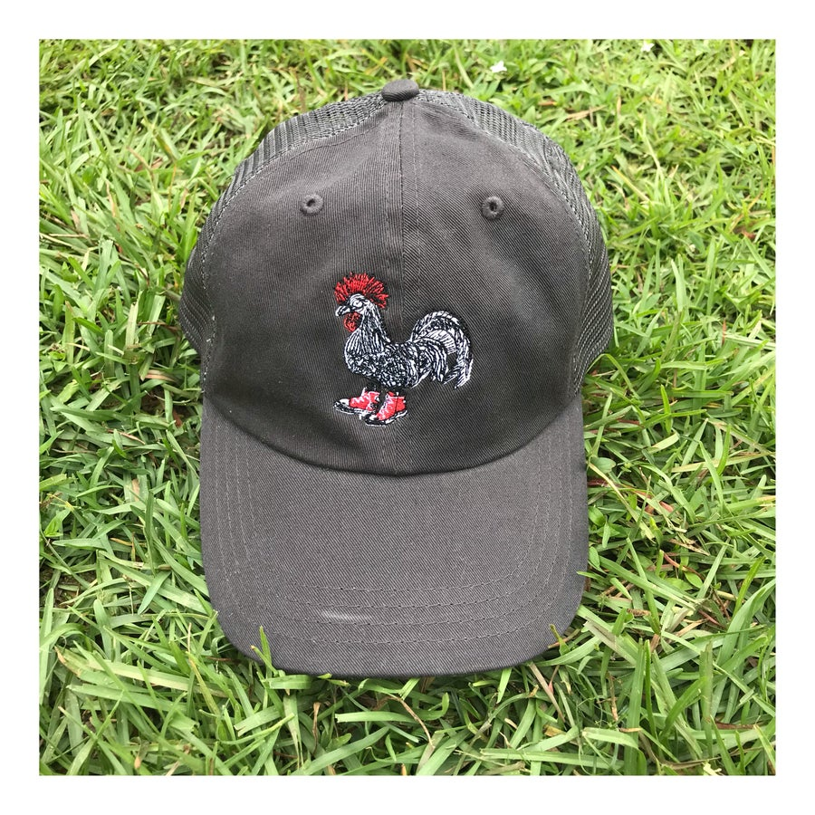 Image of Cluck Taylor Hat