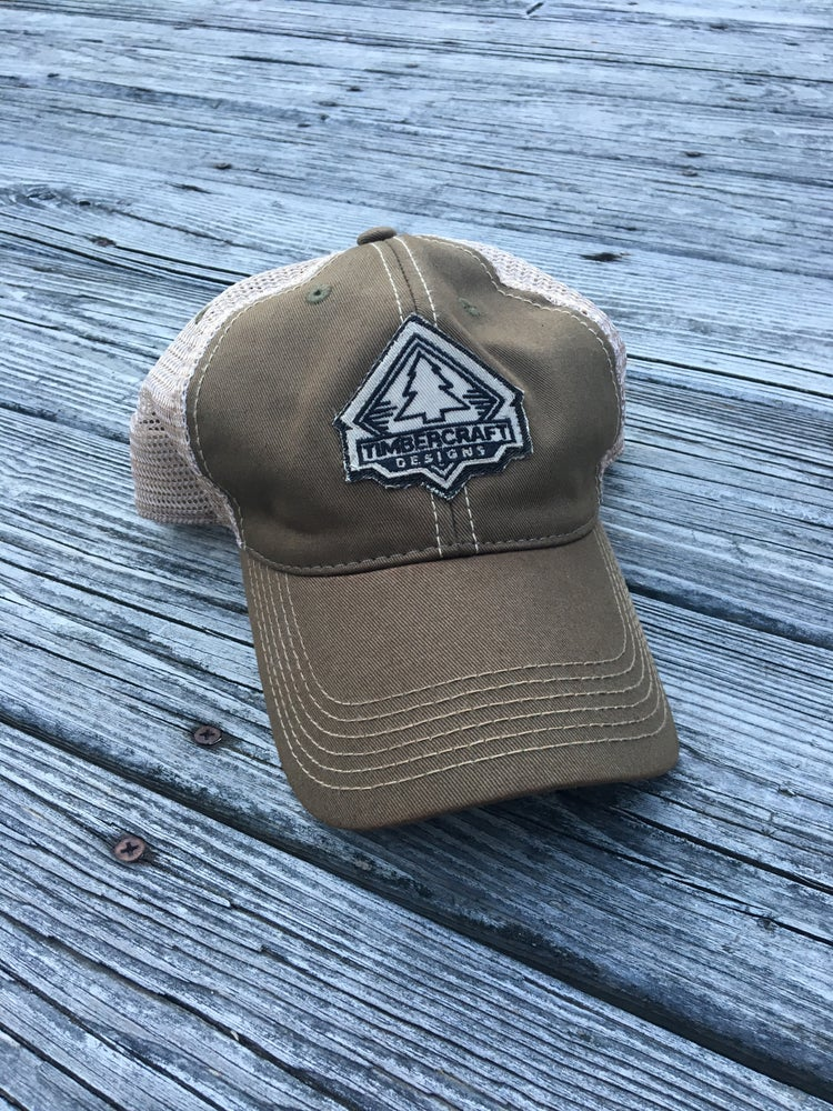 Image of Timbercraft Hat by Legacy
