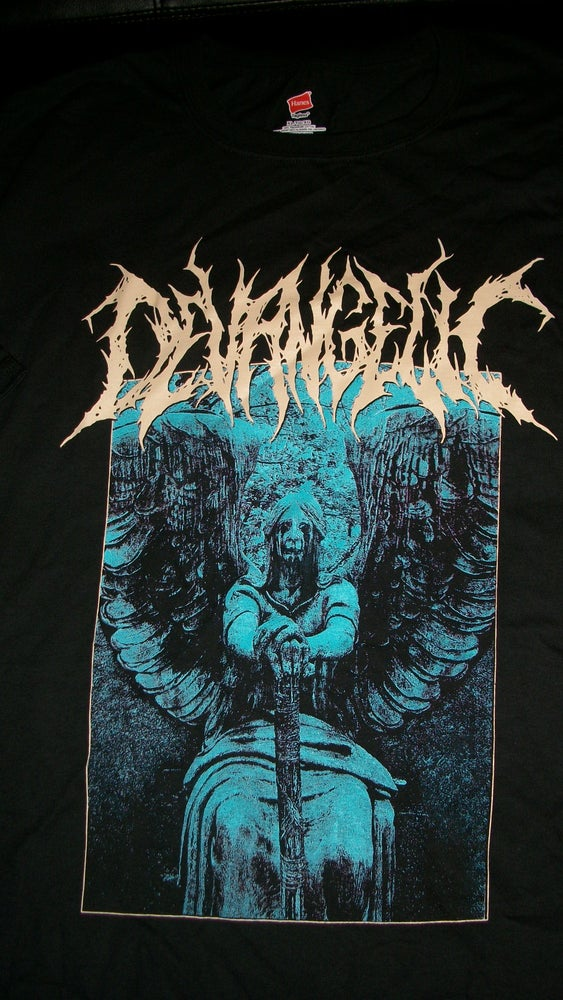 Image of DEVANGELIC T SHIRT (IN STOCK)
