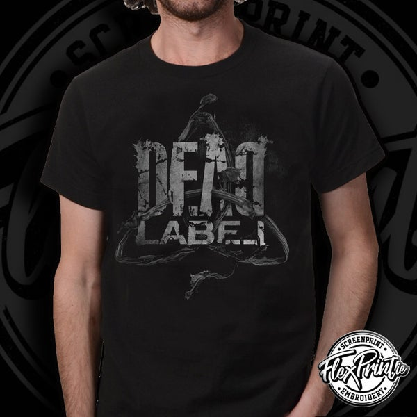 Image of Dead Label Trinity T-Shirt